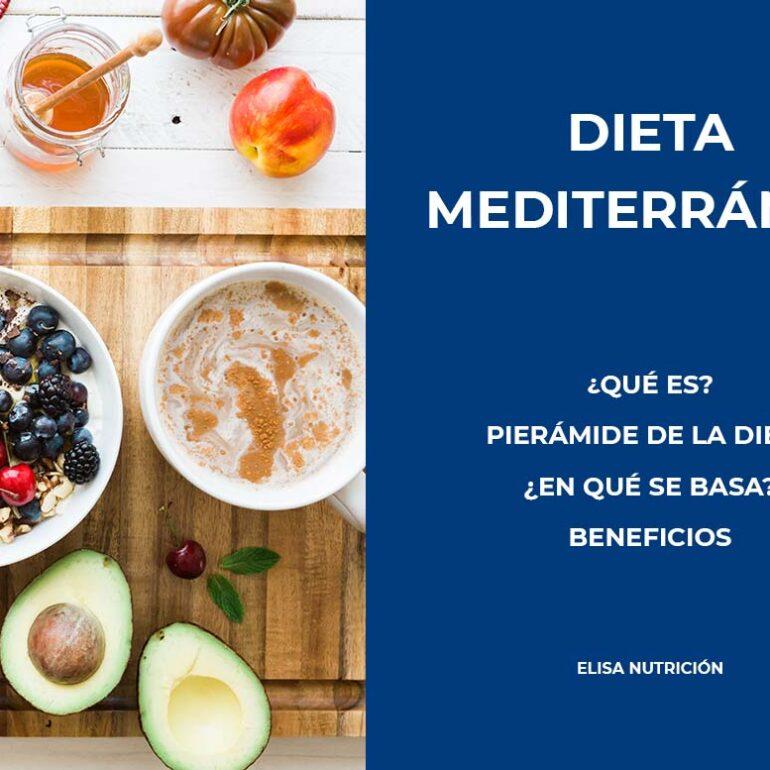 dieta mediterranea elisa nutricion