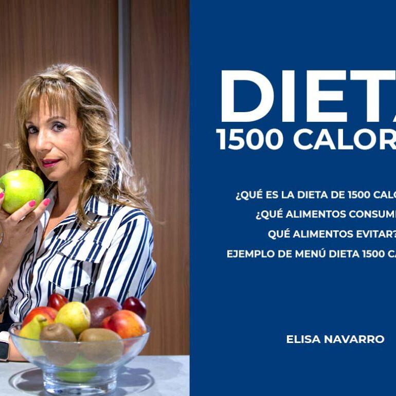 dieta 1500 calorias elisa