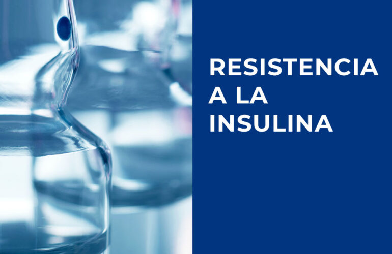 resistencia insulina
